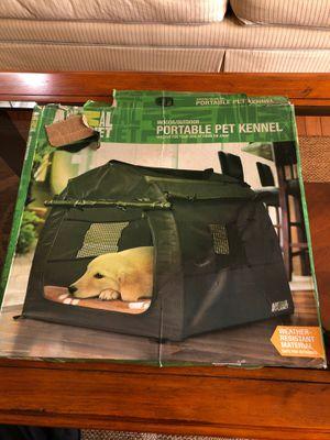 Indoor outdoor portable pet kennel for Sale in Herndon, VA