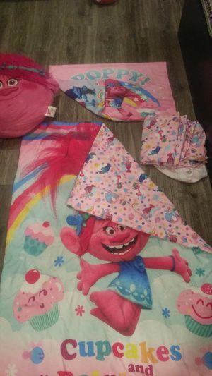 Trolls bed set for Sale in Baldwin Park, CA