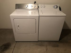 GE washer & Maytag dryer for Sale in San Diego, CA