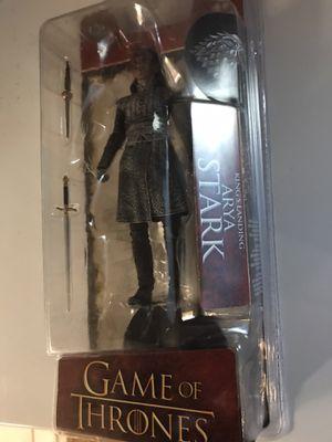King's Landing Arya Stark from Game of Thrones for Sale in Glendale, AZ