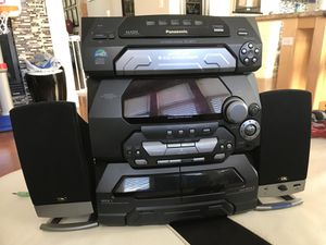 Panasonic CD stereo system for Sale in Pacifica, CA