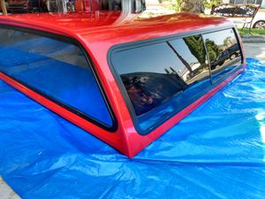 Snugtop camper shell Dodge Ram 6 1/2ft bed for Sale in Riverside, CA