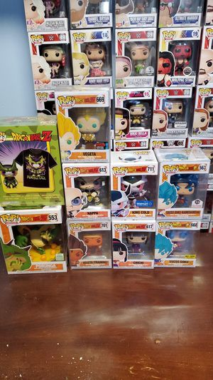Dragonball Z pops for Sale in Alsip, IL