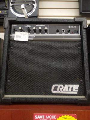 Crate Amp for Sale in Chicago, IL