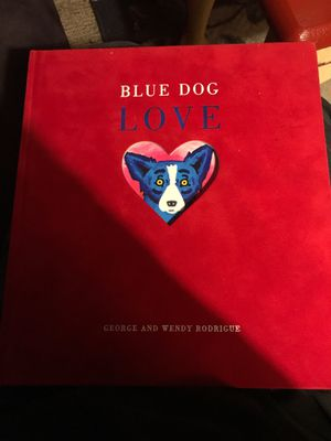 Children's book Blue Dog Love for Sale in Palmdale, CA