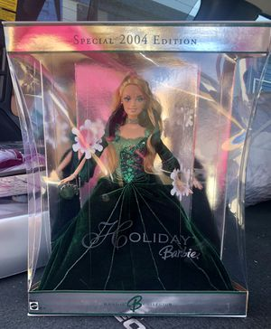 Special 2004 Edition Holiday Barbie for Sale in Los Alamitos, CA