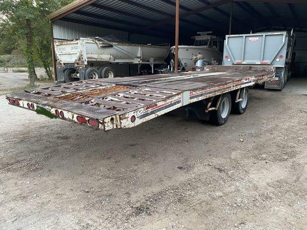 Interstate trailer