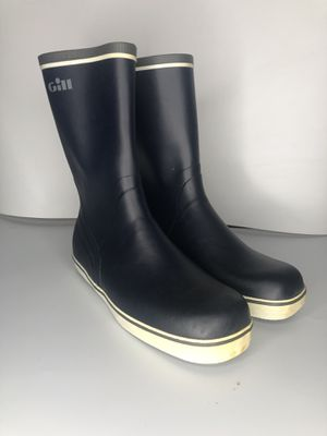 Gill Marine Boots Size 11 For Fishing Boat Sailing for Sale in Long Beach, CA