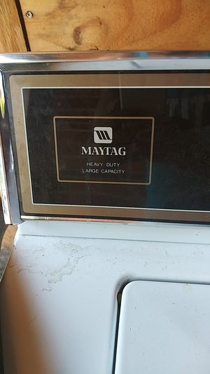 Maytag Washer/Kenmore Dryer - parts/fix for Sale in Columbus, OH