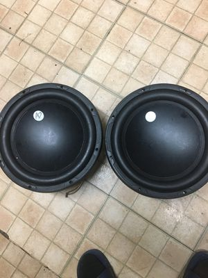 Speakers And Amplifiers for Sale in Round Rock, TX