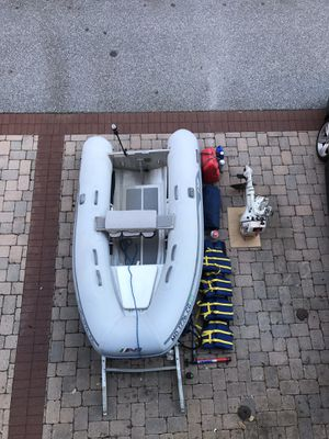 """AB 2014 9' 6"""" Dinghy Boat for Sale in Baltimore, MD"""