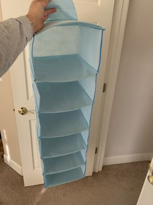 Tiered Closet Organizer for Sale in Dublin, CA