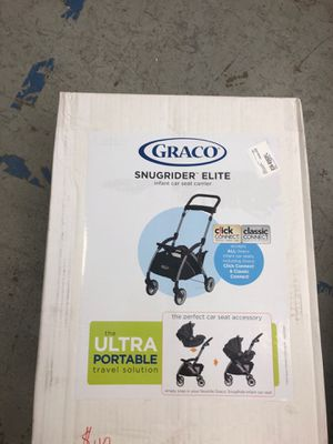 Infant car seat carrier for Sale in Durham, NC