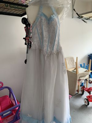 Prom Homecoming Wedding dress for Sale in Kent, WA