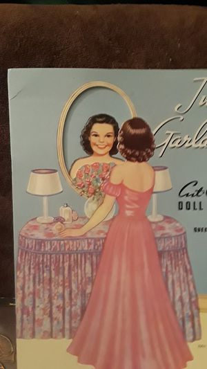 Antique Judy Garland cut out doll book. New for Sale in Des Plaines, IL