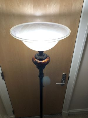 Floor Lamp with Dimmable Cool LED for Sale in Las Vegas, NV