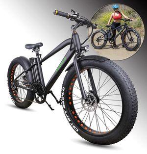 NEw Far tire Electric Bike (500watt) for Sale in Pismo Beach, CA