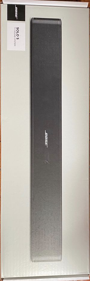 Bose sound bar for Sale in Rowland Heights, CA