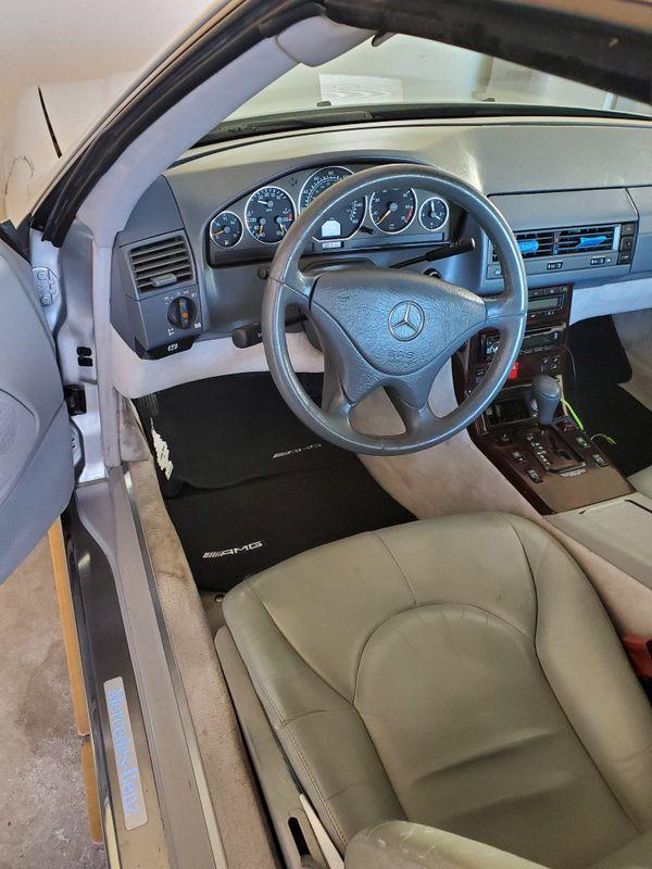 2000 Mercedes sl 500 AMG 77k Miles