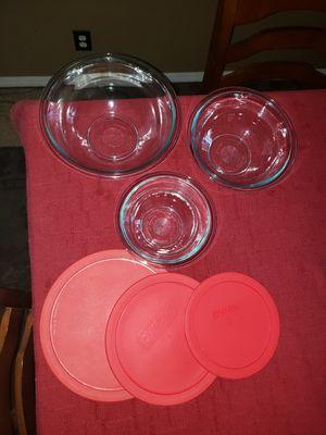 Pyrex Bowl Set for Sale in Orange, CA