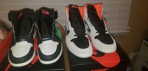 Jordan 1 retro high for Sale in Houston, TX