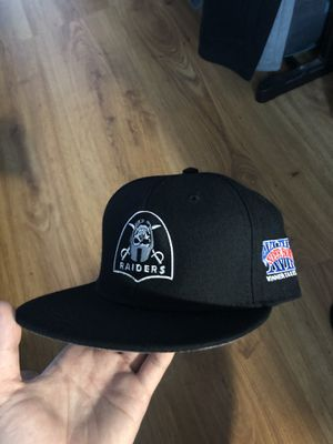 KILLTHEHYPE KTH RAIDERS HAT for Sale in Portland, OR