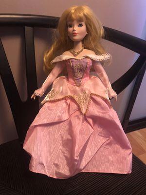 Disney princess porcelain doll for Sale in Fairfax, VA