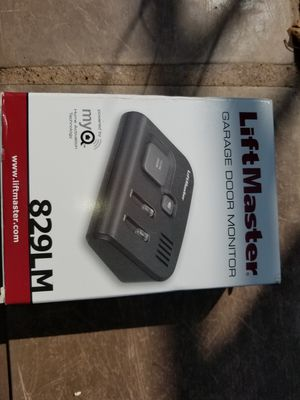Liftmaster 829LM Garage Door Monitor for Sale in Riverside, CA