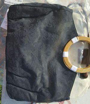 Black clutch bag for Sale in West Palm Beach, FL