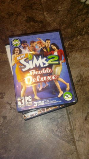 The sims 2 double deluxe for Sale in Joliet, IL