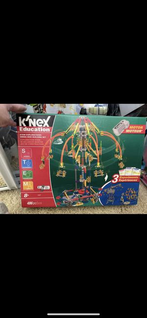 New k Mel education stem exploration 486 pieces for Sale in Yorba Linda, CA