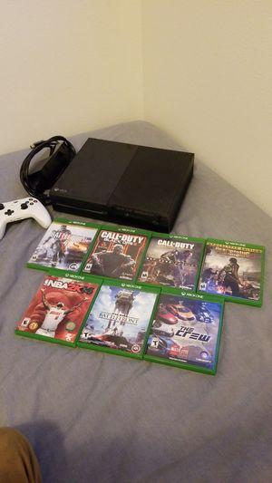 Xbox one for Sale in Lake Stevens, WA