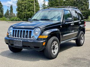 2005 Jeep Liberty Diesel for Sale in Tacoma, WA