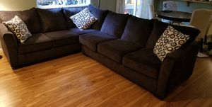 Sectional couch for Sale in Bonney Lake, WA