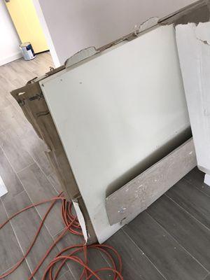 Ikea white Forbattra kitchen panels for Sale in Belle Isle, FL