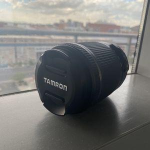 Tamron Zoom 18-200mm f/3.5-6.3 Di II VC for Sale in Tempe, AZ
