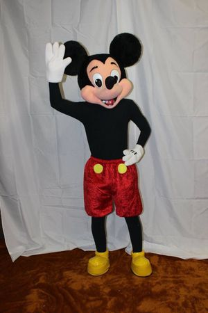 Adult Mickey Mouse mascot costume for Sale in Doraville, GA