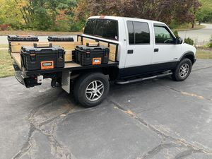 2003 CHEVY S10 FLATBED WITH 4 RIDGID BOXES 4x4 for Sale in Hartford, CT
