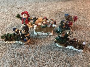 Cute Christmas figurines for Sale in Sumner, WA