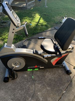 Bicycle gym workout for Sale in Manassas, VA