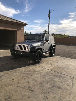 2014 Jeep Wrangler for Sale in Laveen Village, AZ