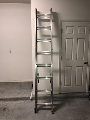 Werner aluminum 16 foot ladder for Sale in Mount Dora, FL