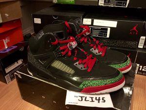 Air Jordan Og Spizike Christmas shoes size 13 for Sale in Silver Spring, MD