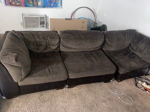 three piece couch for Sale in Ramona, CA