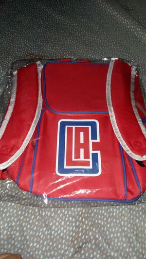 Clippers backpack cooler for Sale in Moreno Valley, CA