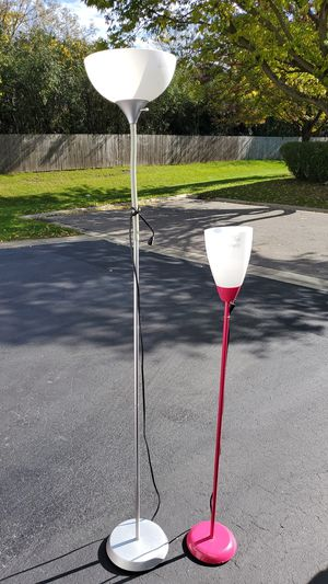 Floor Lamp Together for Sale in Mundelein, IL