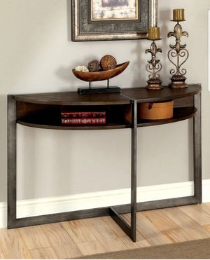CONSOLE SOFA TABLE for Sale in Scottsdale, AZ