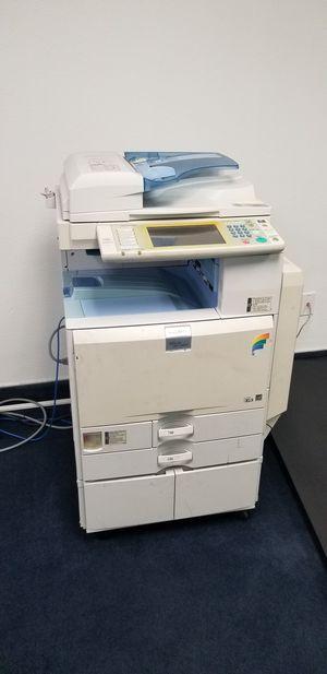 Ricoh Aficio MP C2500 printer/scanner/fax for Sale in Tustin, CA