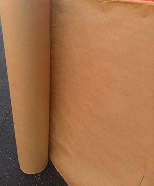 3 FEET WIDE ROLL BROWN BUTCHER PAPER for Sale in Auburn, WA