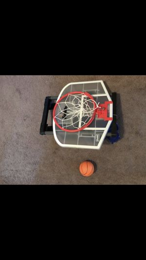 Indoor basketball hoop for Sale in Toms River, NJ